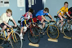 KWPT Junior Development Program - indoor wind training session. (66kb)